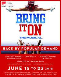 Bring It On in Broadway