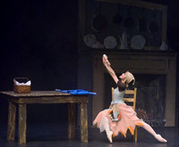 New Jersey Ballet's Cinderella in New Jersey