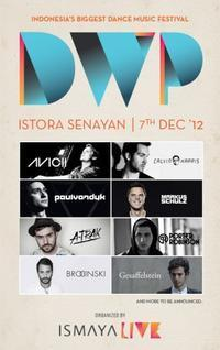 Djakarta Warehouse Project 2012 in Indonesia
