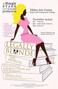Legally Blonde The Musical in Boston