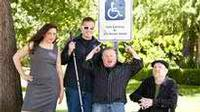 The Comedians with Disabilities Act CD Release Party in Sacramento
