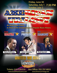 AMERICAN TRILOGY in Broadway