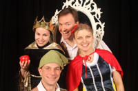 KidFEST: Interactive Snow White & the Seven Dwarves presented by the Dufflebag Theatre   in Broadway