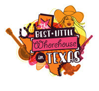 The Best Little Whorehouse in Texas in Broadway
