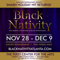 Black Nativity 2018: A Gospel Christmas Musical Experience in Atlanta