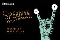 Speeding Motorcycle in Broadway