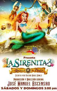 La Sirenita 3 in Venezuela