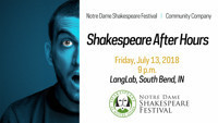 NDSF 2018: Shakespeare After Hours in Indianapolis
