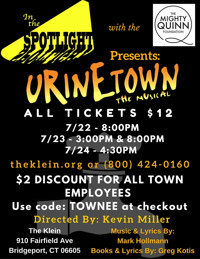 Urinetown in Connecticut