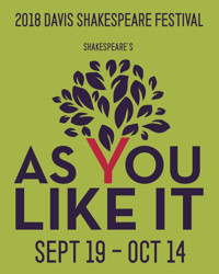 Shakespeare's As You Like It in Broadway