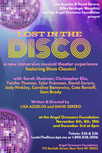 LOST IN THE DISCO in Central New York