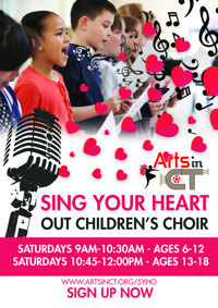 Sing Your Heart Out Children's Choir in Connecticut
