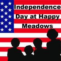 Independence Day at Happy Meadows in Philadelphia