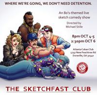 The Sketchfast Club in Atlanta