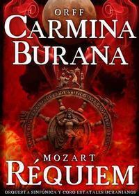 Carmina Burana, Orff Y Requiem, Mozart in Broadway