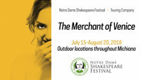 NDSF 2018: The Merchant of Venice in South Bend