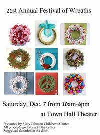 The Festival of Wreaths in Broadway