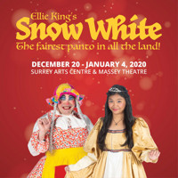 Snow White in Vancouver