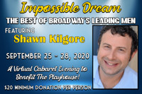 Virtual Cabaret: Impossible Dream featuring Shawn Kilgore in Orlando