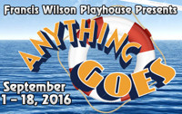 Anything Goes! in Tampa