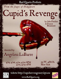 Cupid's Revenge in Broadway