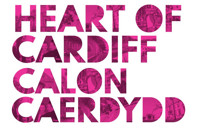 Heart of Cardiff in UK Regional