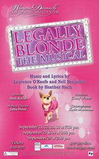 Legally Blonde in Miami