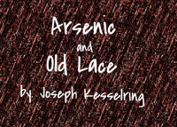 Arsenic and Old Lace in Central Pennsylvania