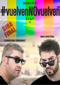 Dani and Flo - The return of no return! in Spain