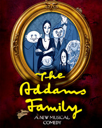 The Addams Family in Santa Barbara