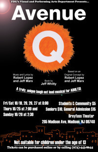 Avenue Q in New Jersey