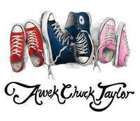 Awek Chuck Taylor in Malaysia