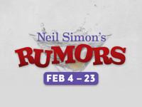 NEIL SIMON'S RUMORS in Broadway