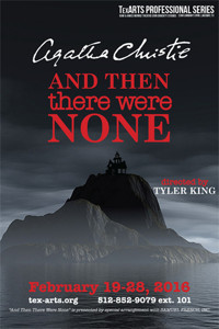 Agatha Christie's And Then There Were None in Austin