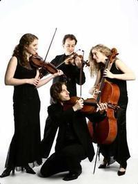 Princely String Quartets – Dahlkvist Quartet in Hungary