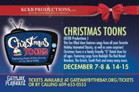 Christmas Toons in Broadway