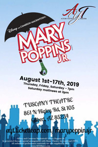 MARY POPPINS JR in Broadway