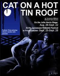 Cat on a Hot Tin Roof in Norfolk