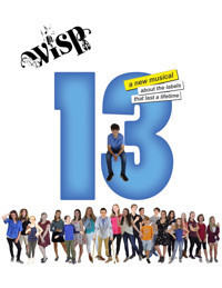 WISP Presents 13 The Musical in Connecticut