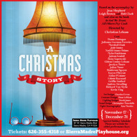 A Christmas Story in Broadway