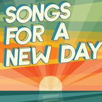Songs for a New Day in Central Virginia Logo
