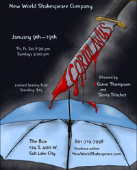 Coriolanus in Salt Lake City