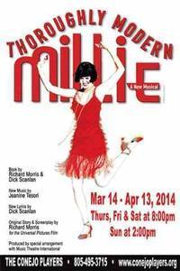 Thoroughly Modern Millie in Thousand Oaks