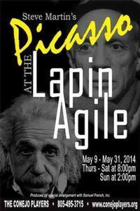 Picasso at the Lapin Agile in Thousand Oaks