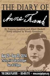 The Diary of Anne Frank in Thousand Oaks