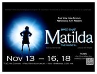 Matilda the Musical in Salt Lake City