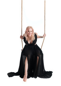 Storm Large's Crazy Enough in San Diego
