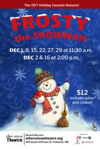 Frosty the Snowman in Broadway