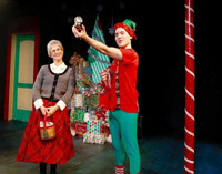 Barney the Elf in Chicago