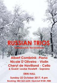 RUSSIAN TRIOS in South Africa